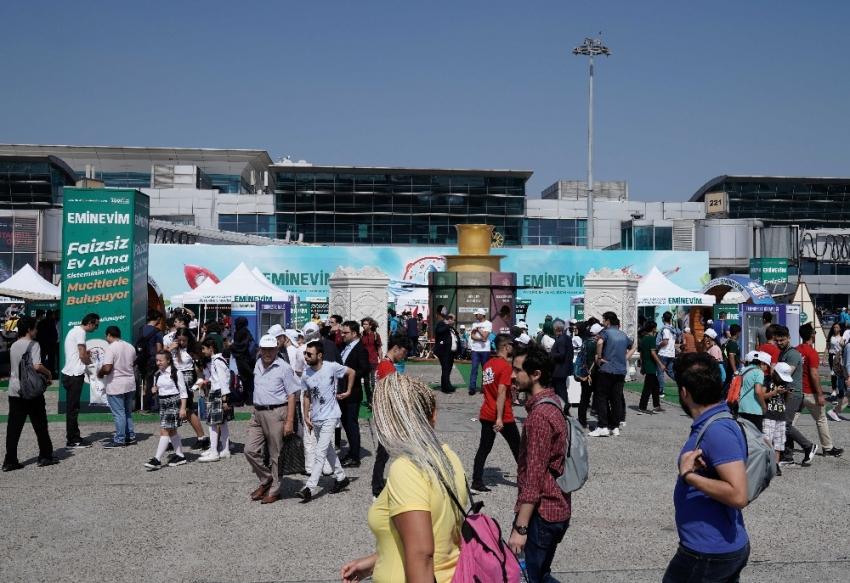 Türkiye'nin ilk yerli inovatif finansman sistemi TEKNOFEST'te