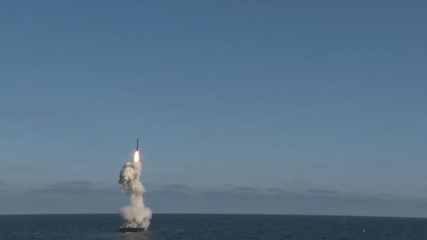 Rusya 16 kez balistik füzelerini ateşledi
