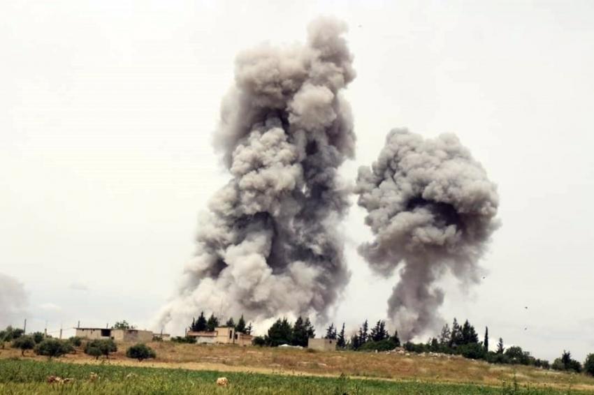 Esad rejiminin İdlib'e saldırıları devam ediyor: 6 ölü