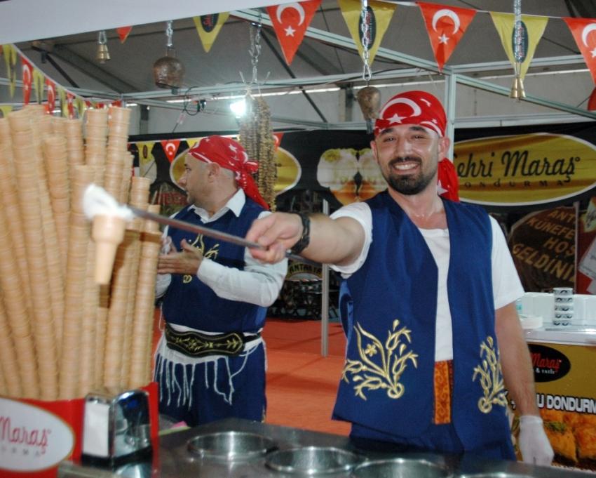 Ankara'nın en tatlı festivali