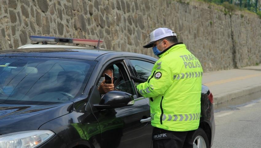 388 sürücüye hız cezası