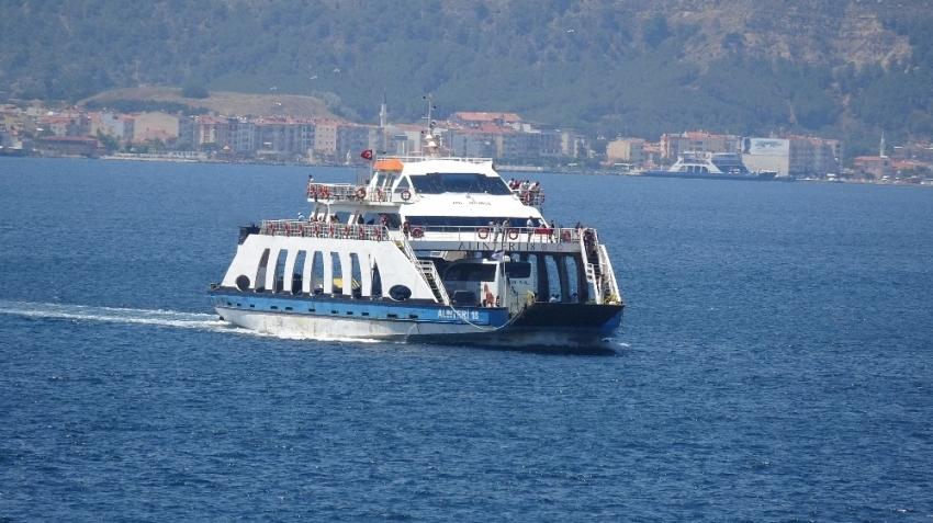 Boğaz ve adalar hattında feribot seferleri artıyor