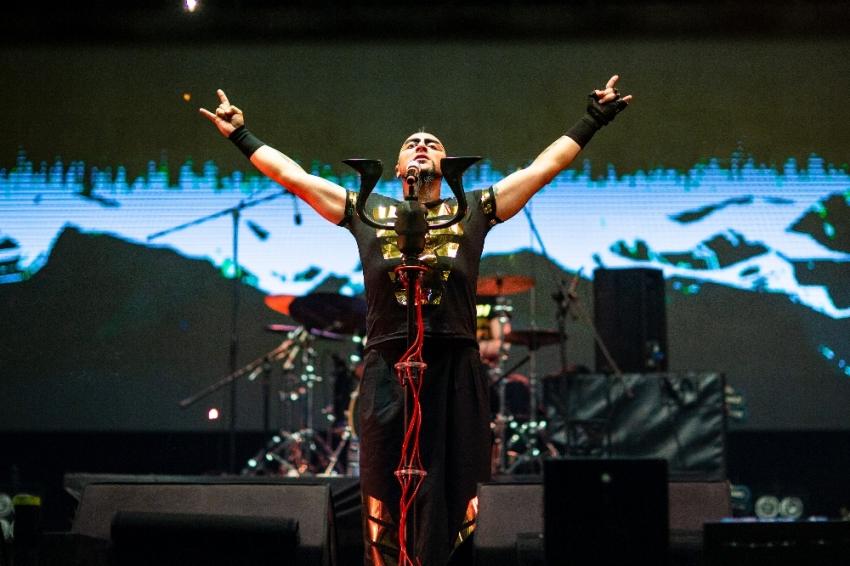 Çukurova Rock Festivali'nde Hayko Cepkin rüzgarı