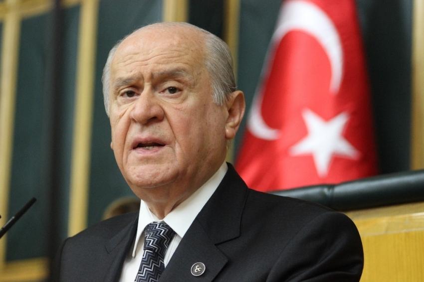 """MHP Başkanı Bahçeli: """"Anaların yürek sızısıyla yükselen hıçkırıklarına kayıtsız kalan da sorumludur"""""""