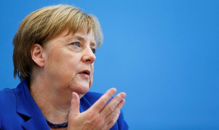 """Merkel: """"Hedeflere ulaşmak mümkün değil"""""""