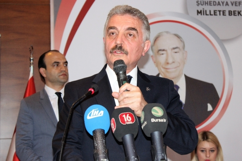 MHP'den Tunç Soyer tepkisi