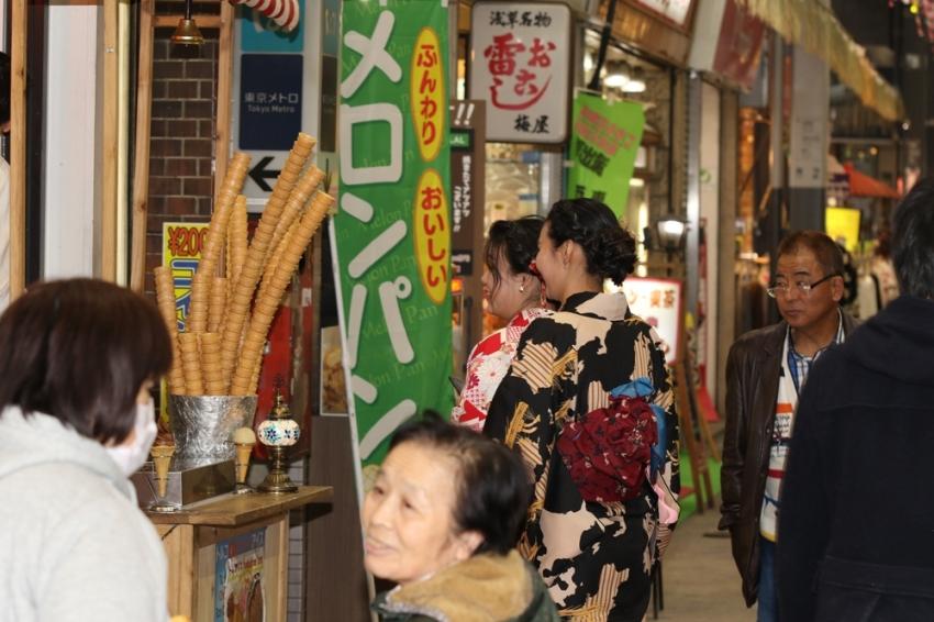 Japonya'nın Maraş dondurması ile imtihanı