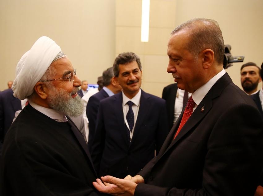 """Ruhani: """"Bize getirdiği tehdidi ortaya koyuyor"""""""