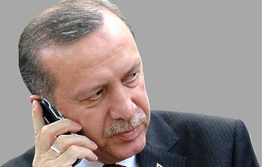 Erdoğan'dan Münir Özkul'un ailesine taziye telefonu