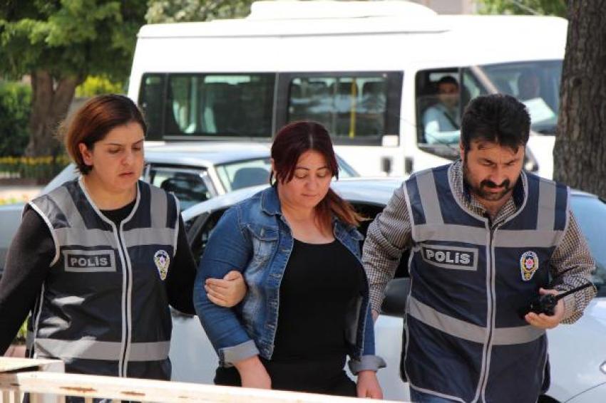 Fuhuşa zorlanan kadın polise sığındı
