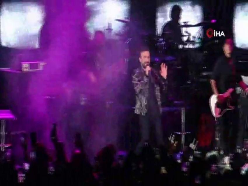 Megastar yaklaşık 10 yıl aradan sonra ilk defa konser verdi
