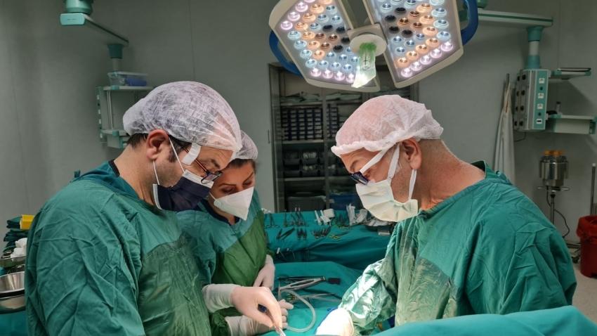 Bursa'da organlarıyla 5 kişiye umut oldu