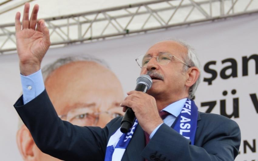''CHP bir gecekondu partisi değildir''