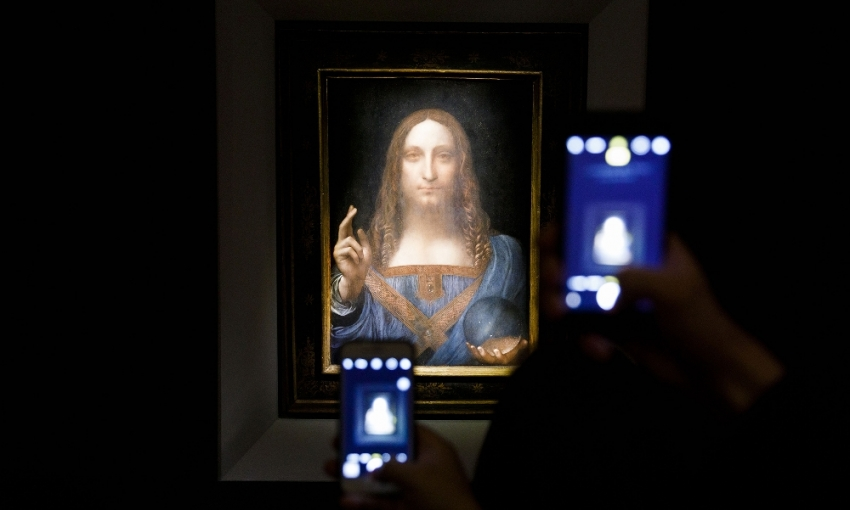 Da Vinci'nin tablosu 450 milyon dolara alıcı buldu