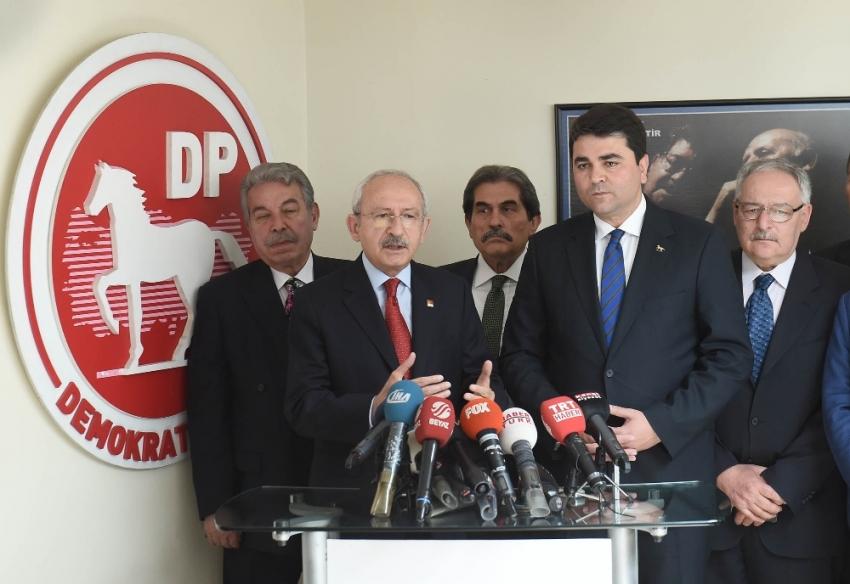 Kılıçdaroğlu'na 'çatı aday' soruldu