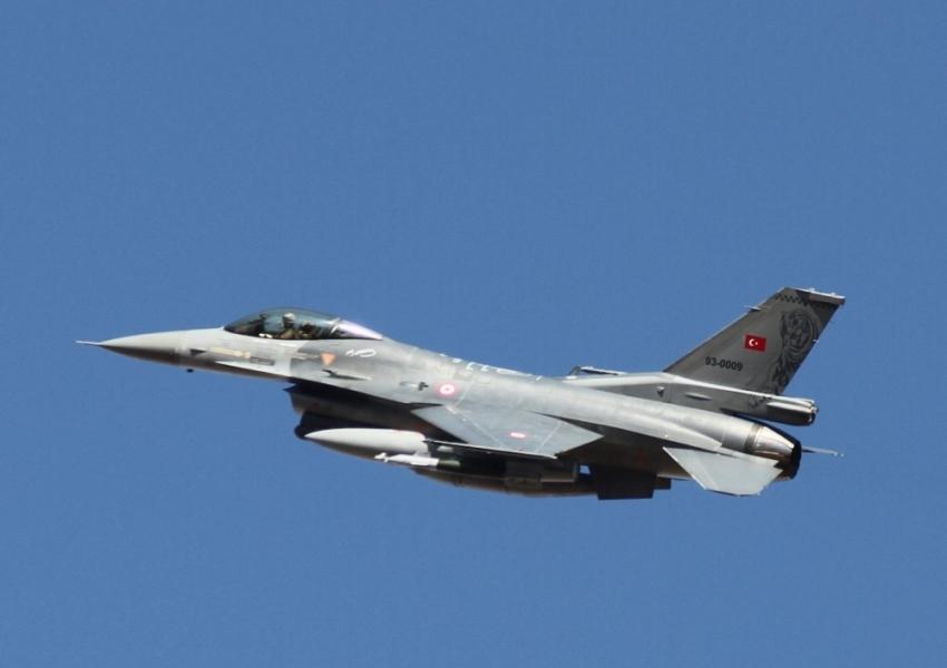 Kuzey Irak'a hava harekatı: 3 terörist öldürüldü