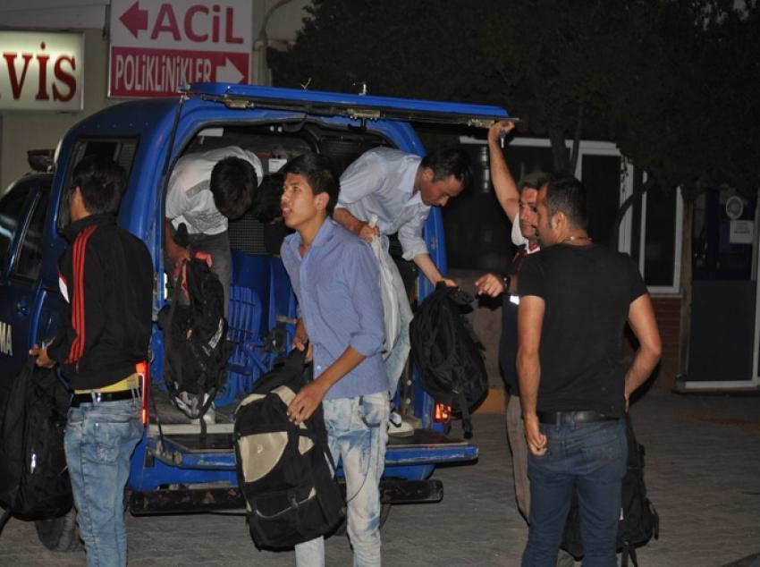 49 kaçak yakalandı