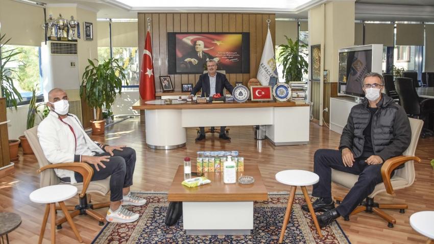 """""""Karacabey Belediyespor'la gurur duyuyoruz"""""""