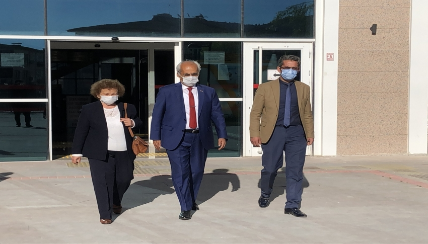 Başkan Şenel ve eşinin vurulmasında yeni gelişme