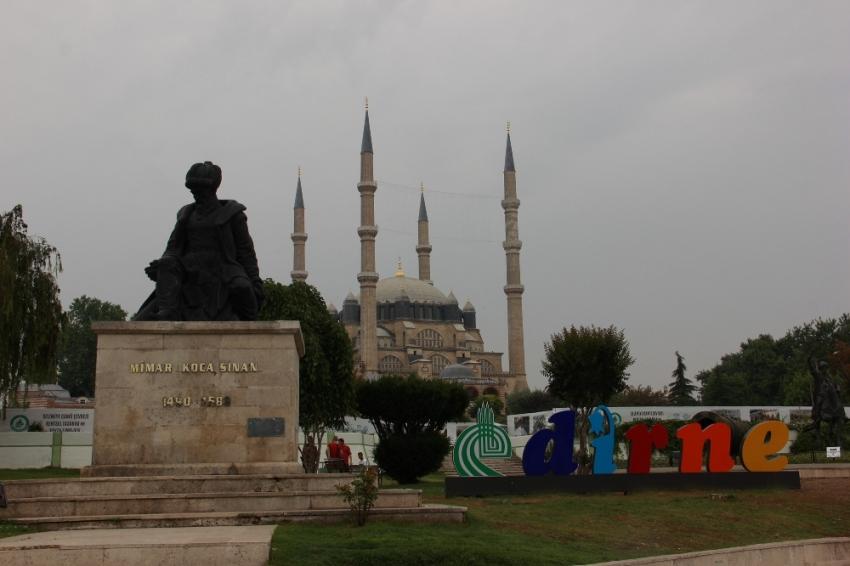 Selimiye Camii 36 yıl sonra restore edilecek
