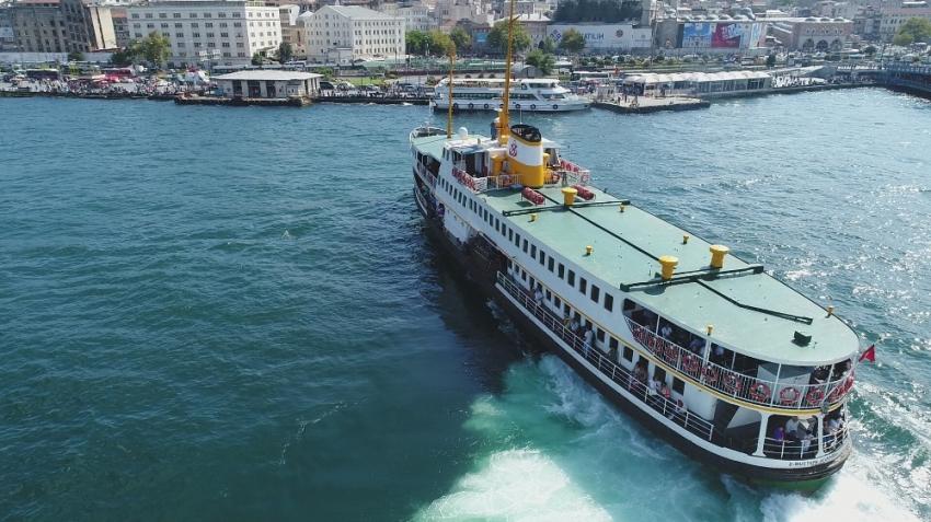 7 buçuk ayda Marmara Bölgesi'nin nüfusu kadar yolcu taşıdı