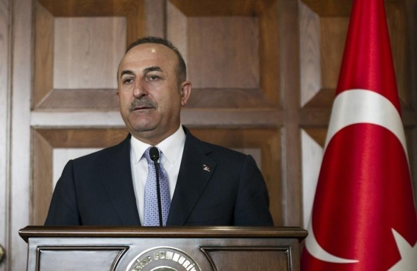 Çavuşoğlu'ndan Hakan Atilla davasına ilişkin açıklama