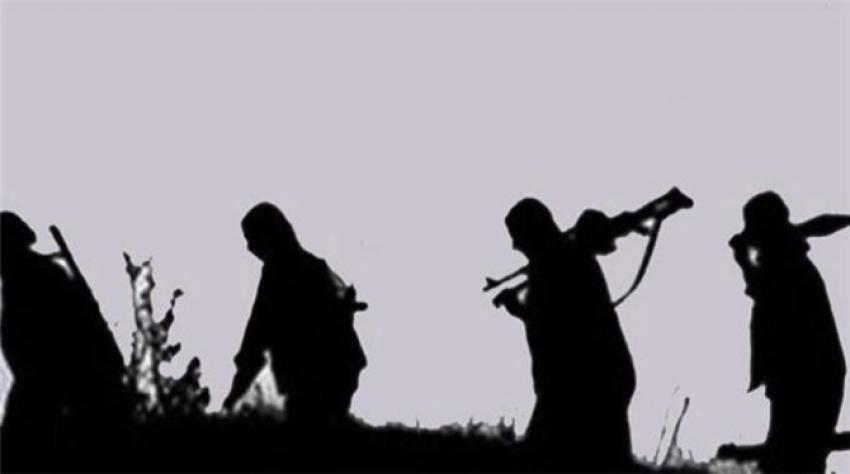 PKK iş makinelerini kundakladı