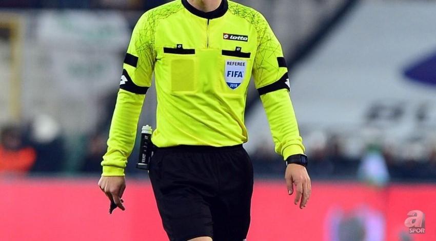 Bursaspor'un Altay'la oynayacağı maçın hakemi açıklandı