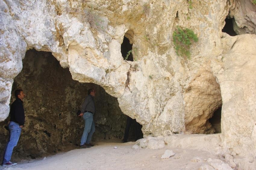 Kayıpşehir'de Urartu izlerine rastlandı