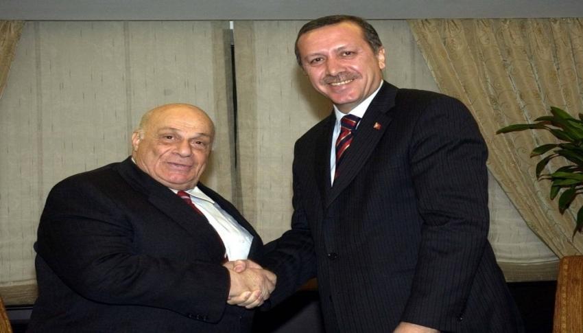 Erdoğan, Rauf Denktaş'ı unutmadı