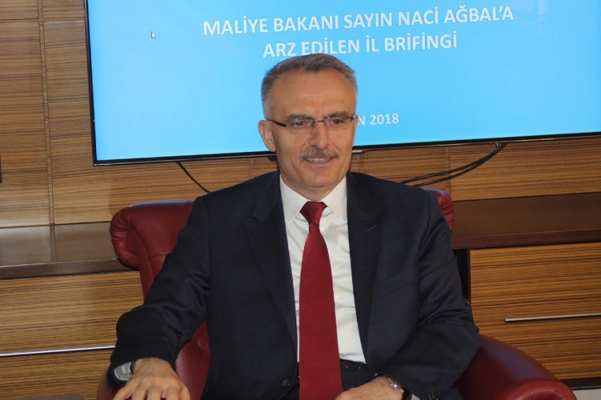 Bakan Ağbal'dan ekonomideki dalgalanmalara ilişkin açıklama