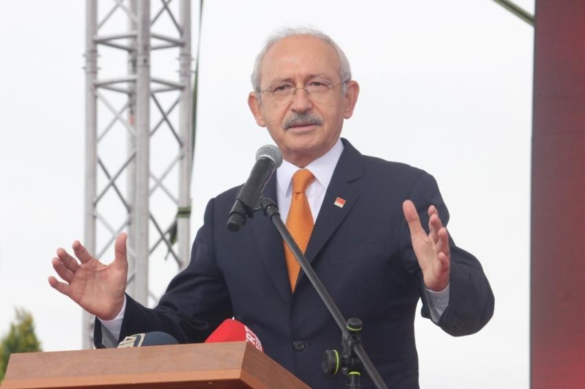 """Kılıçdaroğlu: """"Siyasetçi halka hesap vermek zorundadır"""""""