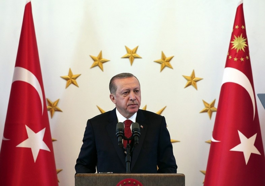 Erdoğan'dan Naim Süleymanoğlu için başsağlığı mesajı