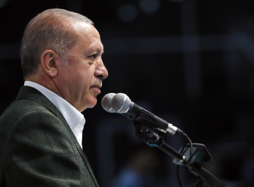 Erdoğan'dan haçlı-hilal savaşı uyarısı