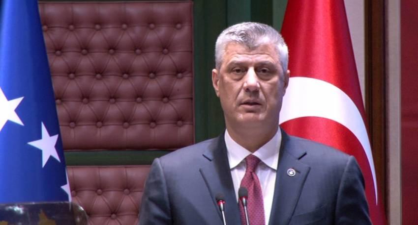 """""""Türkiye için terörist olan Kosova için de teröristtir"""""""