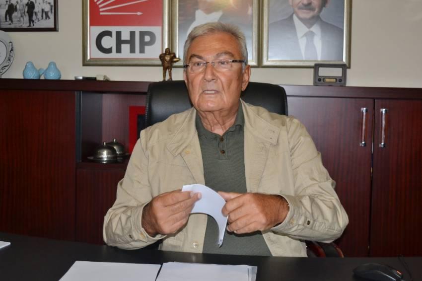 Baykal Meclis'te konuştu
