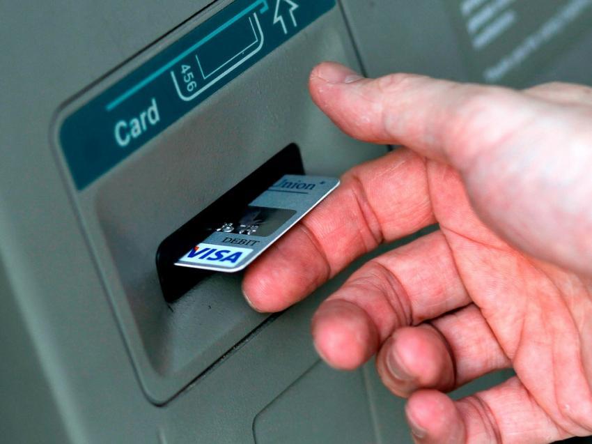 Banka ATM'sinde kurulan tuzağa dikkat