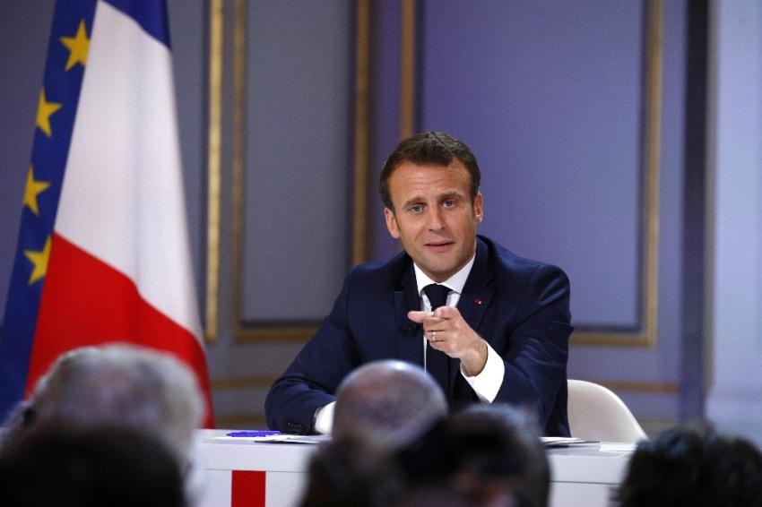 Macron'dan ölen Fransız askerlerine ilişkin açıklama