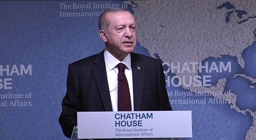 """""""DEAŞ'a Suriye'de en büyük darbeyi biz vurduk"""""""