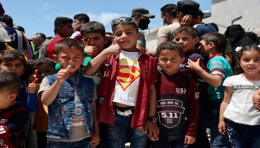 İçişleri Bakanı Soylu İdlib'de