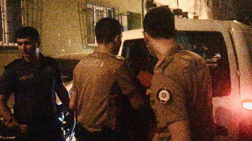 Bursa'da kısıtlamaya uymayan kişilere operasyon