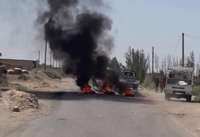 PYD/PKK Suriye'de sivillere ateş açtı: 7 ölü