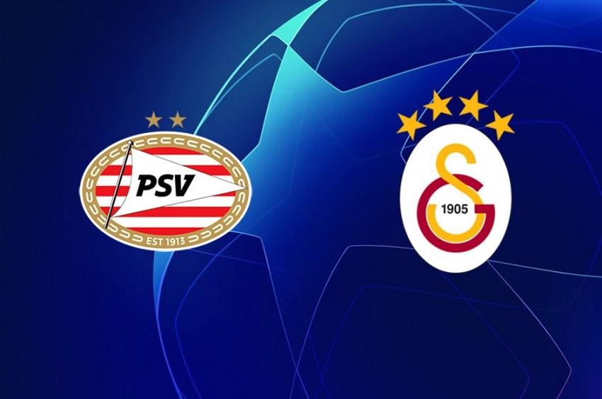 Galatasaray sezonu Şampiyonlar Ligi ile açıyor: Rakip PSV!