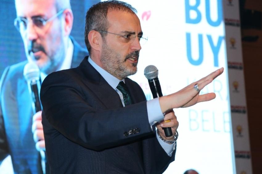 """Mahir Ünal: """"Ekrem İmamoğlu, devam eden hukuki süreçten neden rahatsız?"""""""