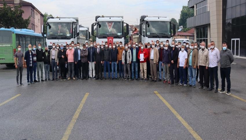 253 personele AB uyumlu belge