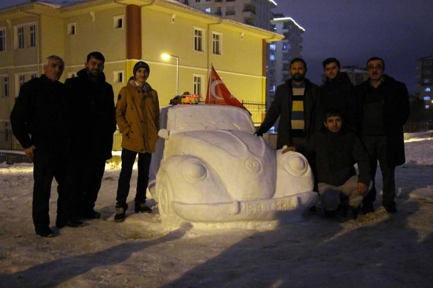 Bu da kardan araba
