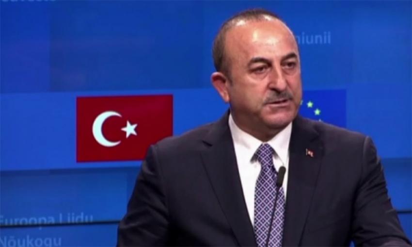 Çavuşoğlu, 2 Türk'ün yaralandığını açıkladı