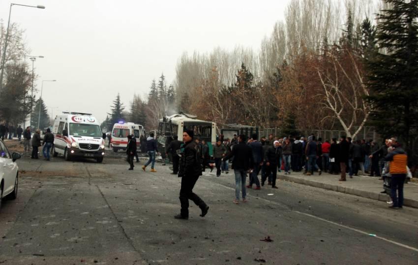 Kayseri'deki terör saldırısıyla ilgili flaş gelişme