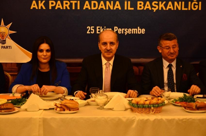 """""""AK Parti-MHP dayanışması sürecektir..."""""""
