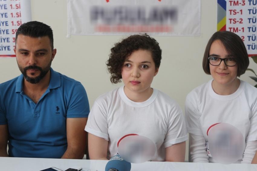 Görme engelli Türkiye birincisi
